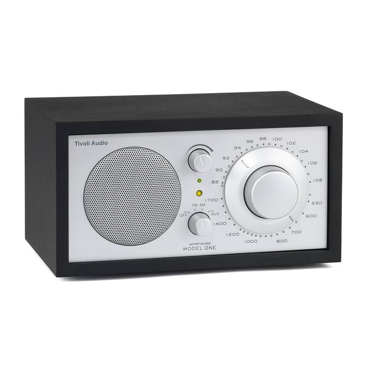 Tivoli Audio - Model One, silber / schwarz