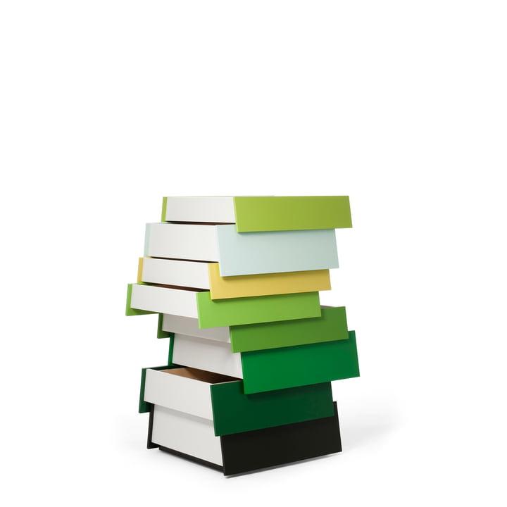Stack Schubladensystem - grün