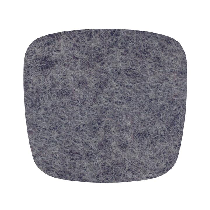 Hey Sign - Filz-Auflage Eames Plastic Armchair, anthrazit 5mm AR