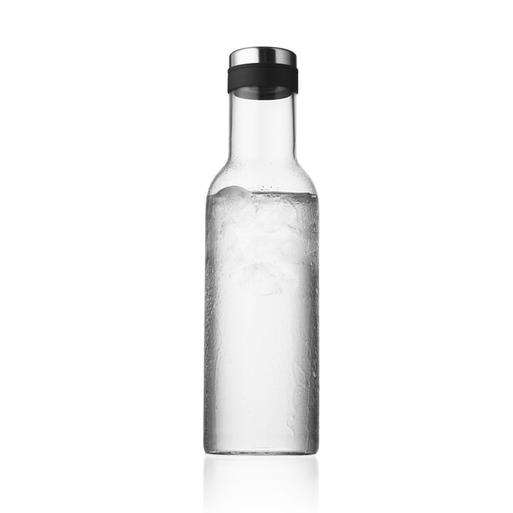 New Norm Wasserflasche 1 l von Menu in Edelstahl