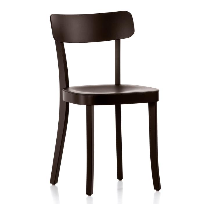 Vitra - Basel Chair, basic dark / chocolate