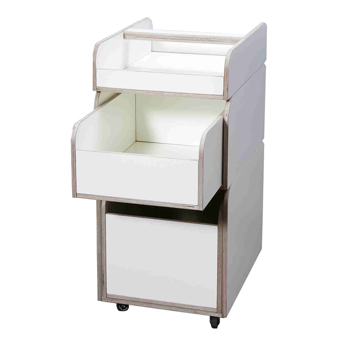 Growing Table - Table Spaces Container (HPL)
