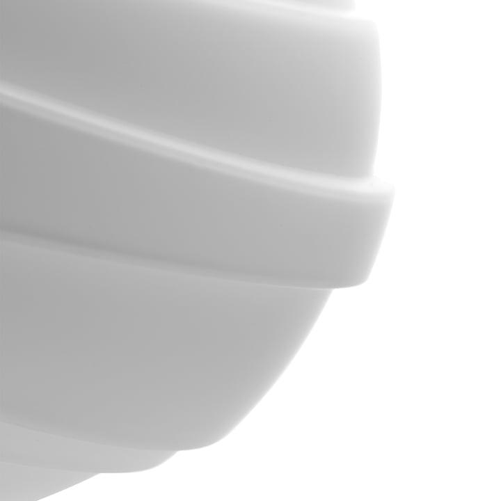 Lightyears - Atomheart Pendelleuchte P1, Detail Lampenschirm