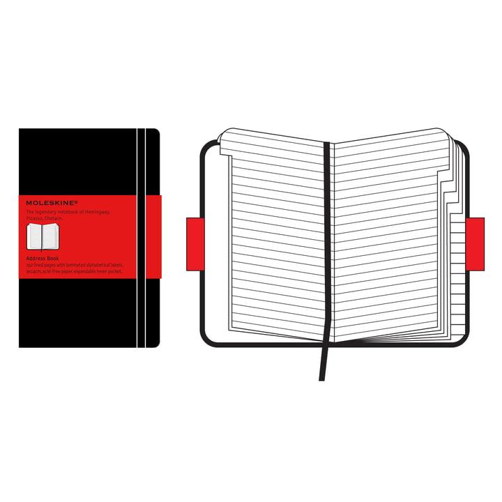 Moleskine Adressbuch