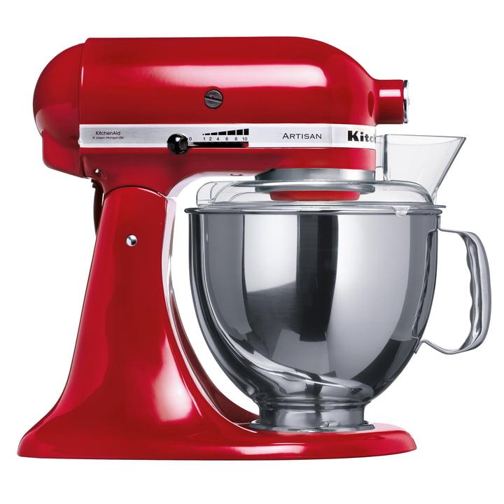 Artisan Küchenmaschine 4.8 l von KitchenAid in Empire Rot