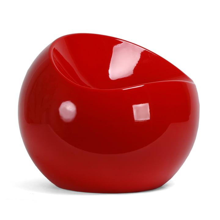 Ball Chair, rot von XLBoom