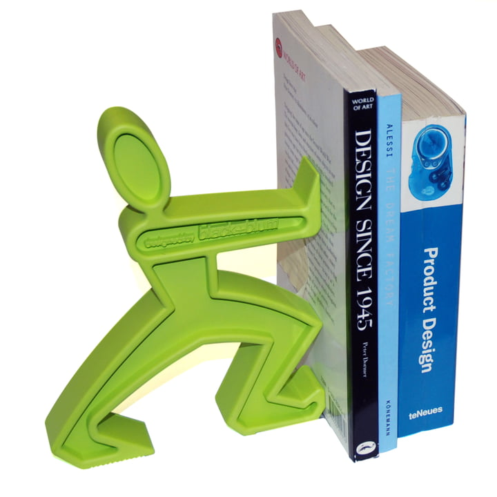 Black & Blum - James - the bookend, lime
