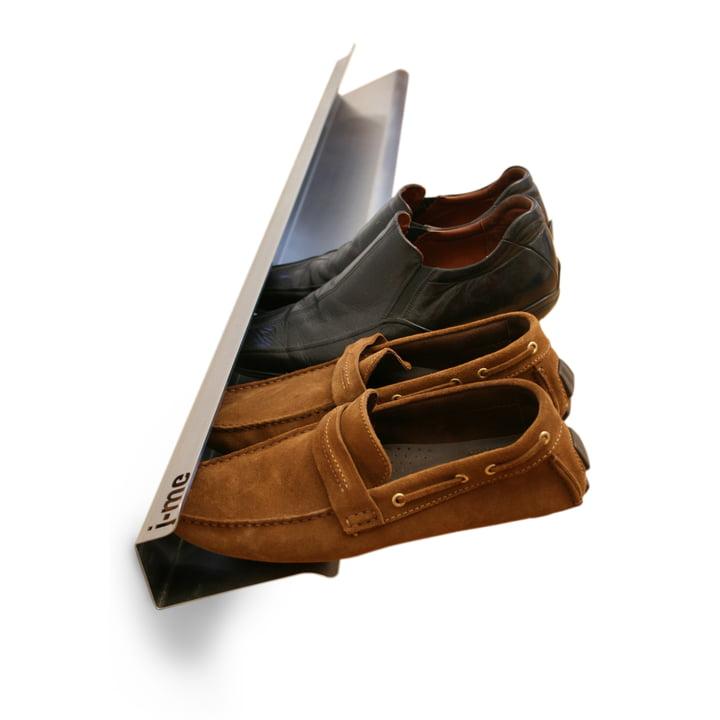 j-me - Horizontales Schuh - Regal