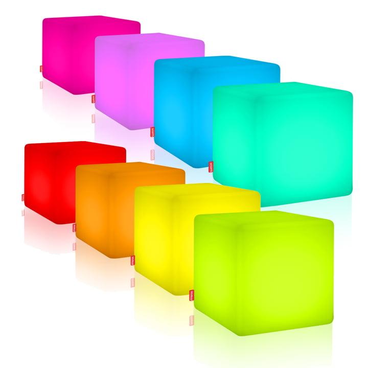Cube LED Farben