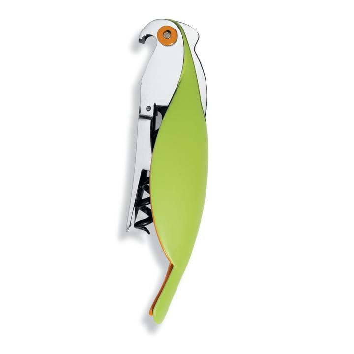 Alessi Parrot, grün