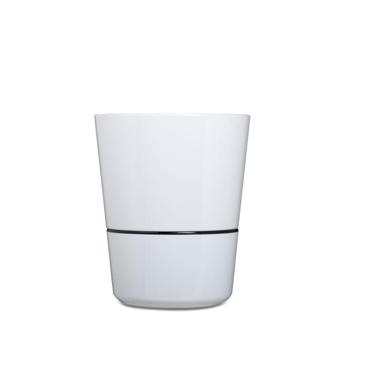 Rosti Mepal - Hydro Kräutertopf, mittel, weiß