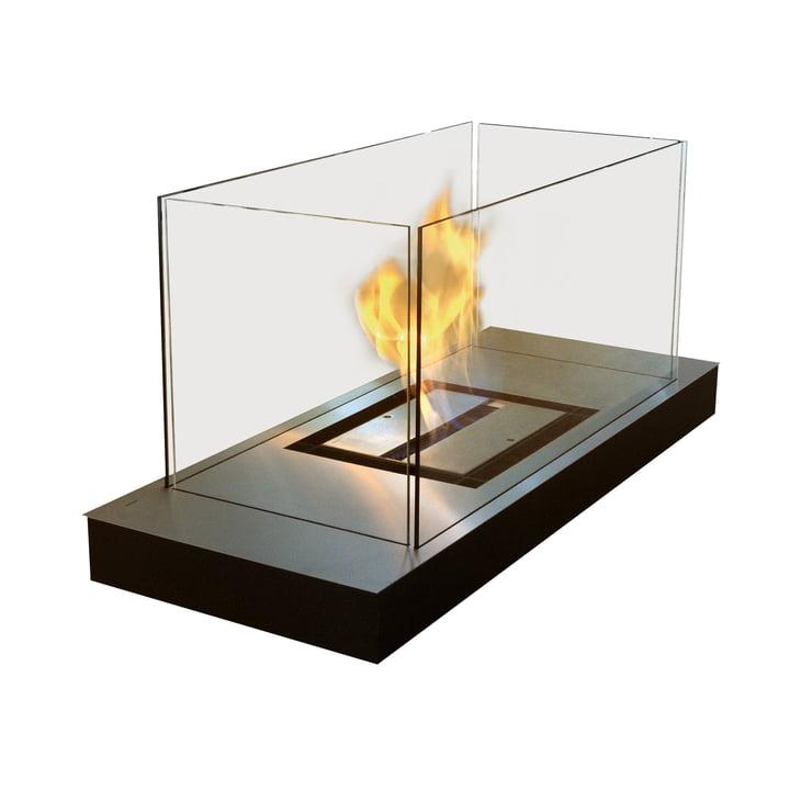 Radius Design - Uni Flame, Edelstahl / schwarz