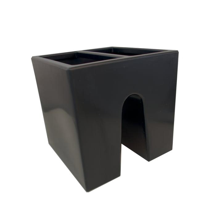 Steckling cube von rephorm in schwarz