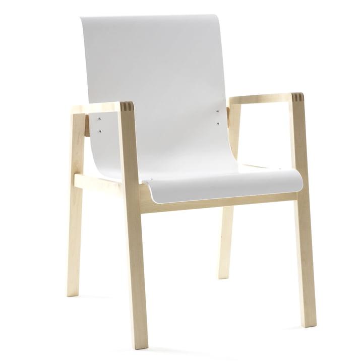 Artek - 403 Hallway Sessel, weiß