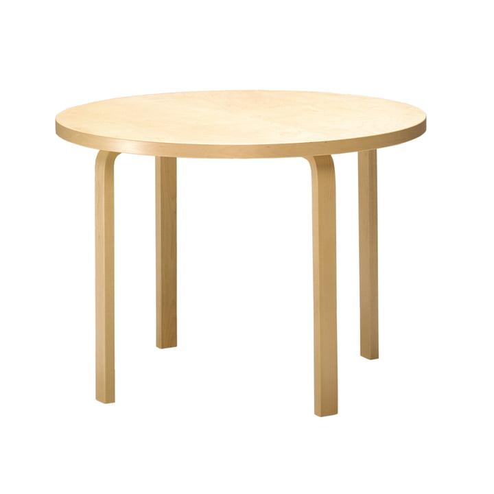 Artek - 90A Tisch Rund, Einzelbild