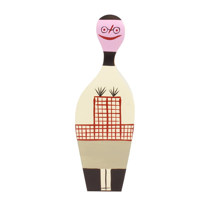 Vitra - Wooden Dolls - No. 8