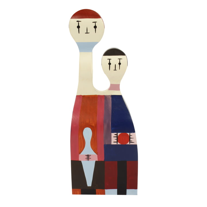 Vitra - Wooden Dolls - No. 11