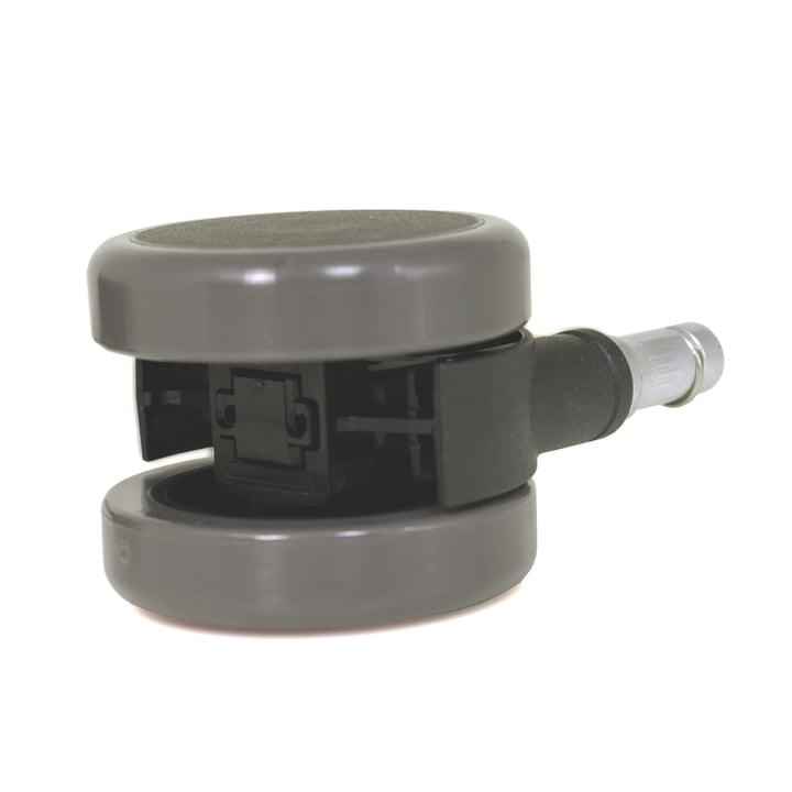 Ersatzrolle für MedaPal - weich (für PVC- / Holzboden) - Vitra