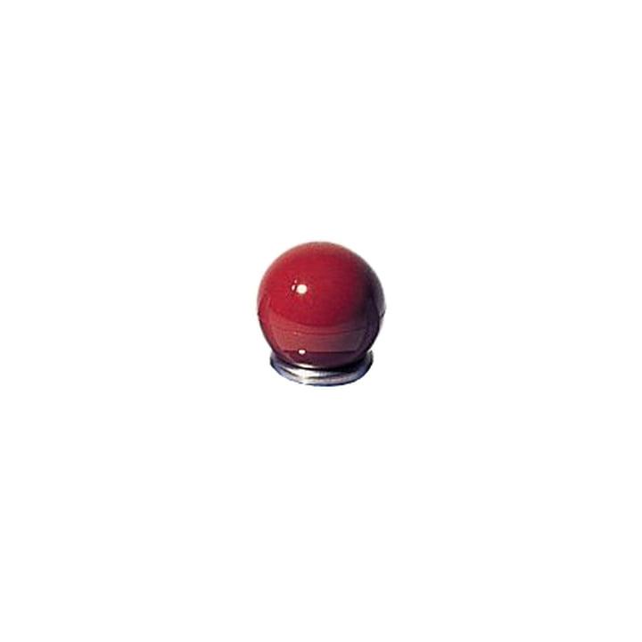 Plastikknopf für Pfeffermühle 9098 (rot) von Alessi