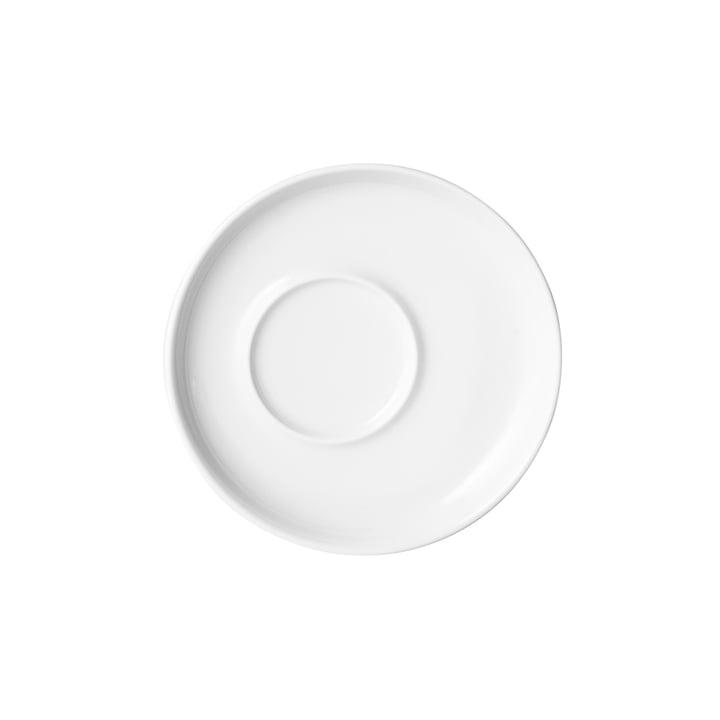 Five Senses Untertasse, 11 cm von Kahla in Weiß