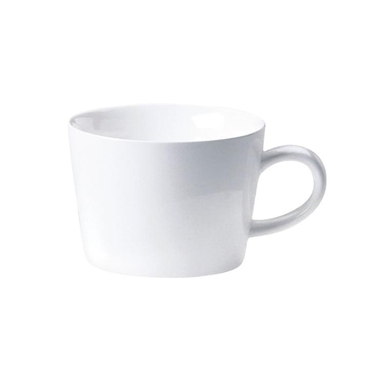 Five Senses, Kaffee-Tasse von Kahla in Weiß