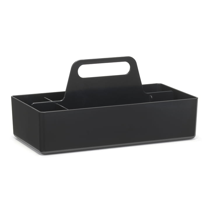 Vitra - Storage Toolbox, basic dark