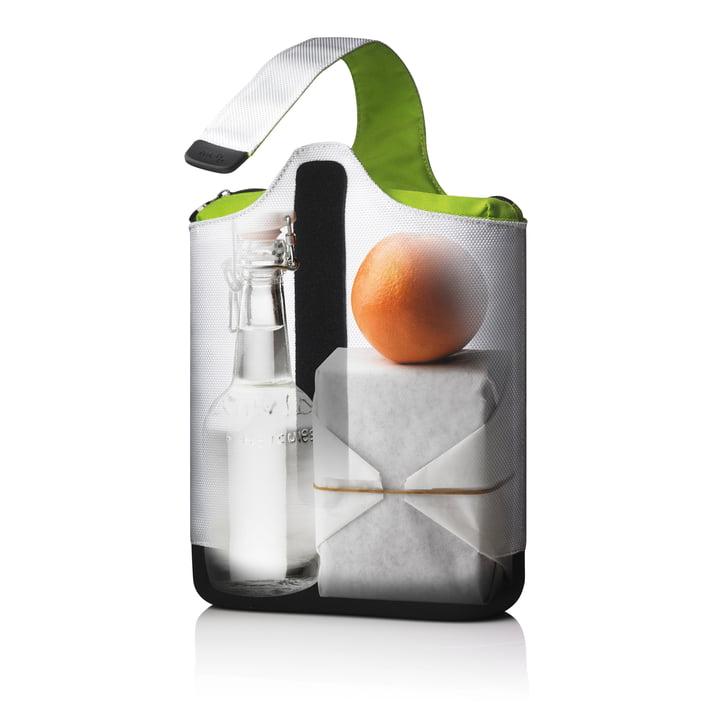 Menu - Cool Bag - weiß/lime - Inhalt