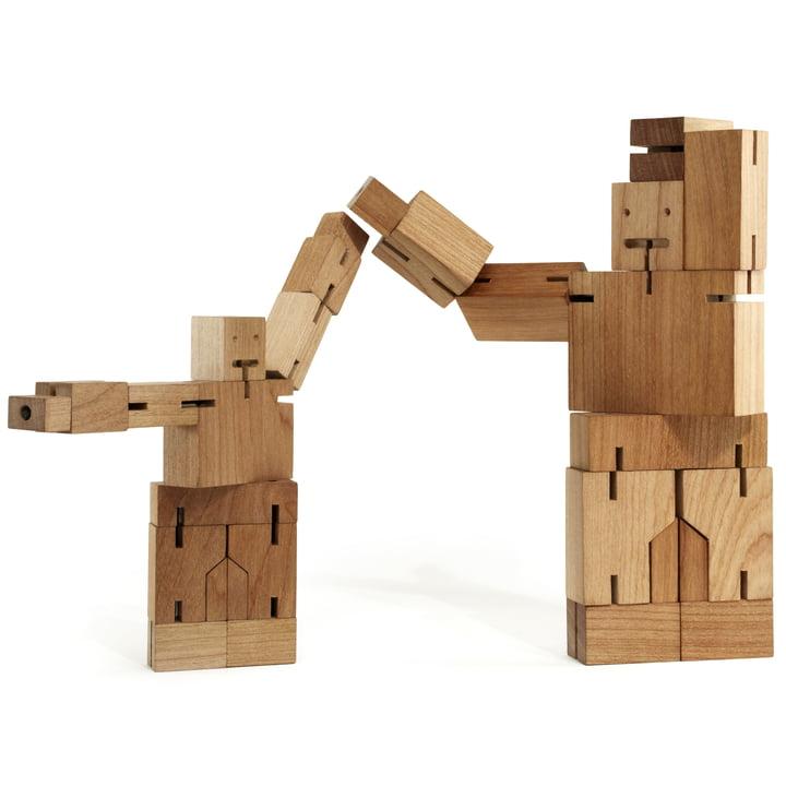 Cubebot von areaware im shop - Connox adventskalender ...