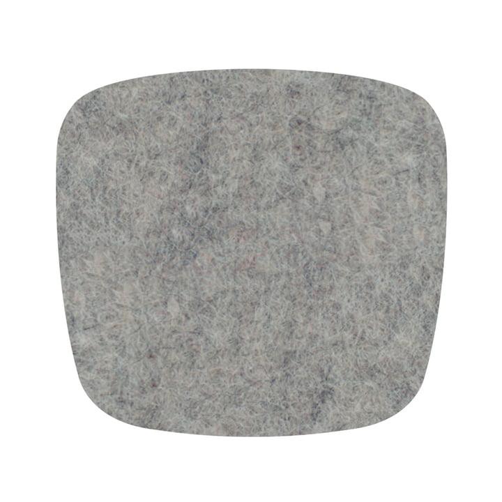 Hey Sign - Filz-Auflage Eames Plastic Armchair, hellmeliert 5 m
