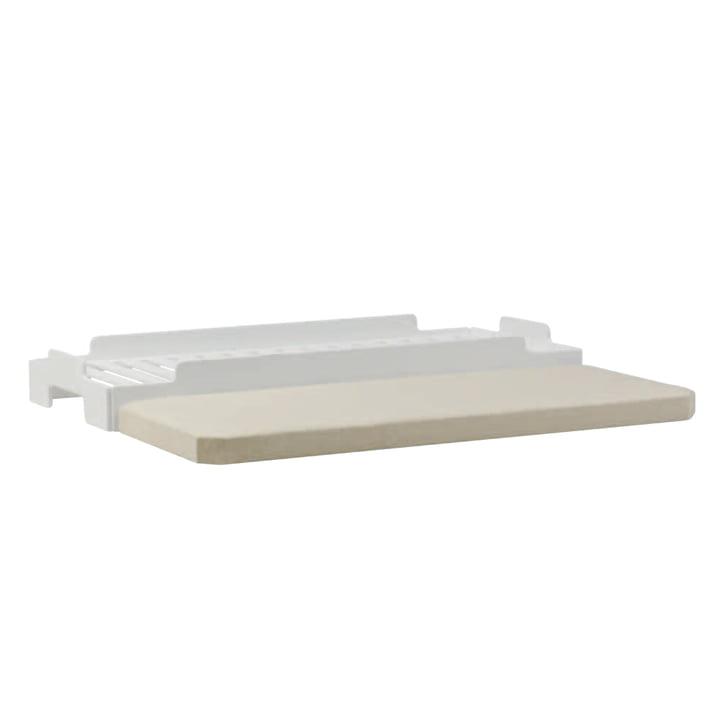 Müller Möbelwerkstätten - Miniatur Stapelliege, 2er-Set, weiß