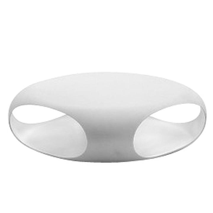 Pebble Sofatisch von Bonaldo in Weiß