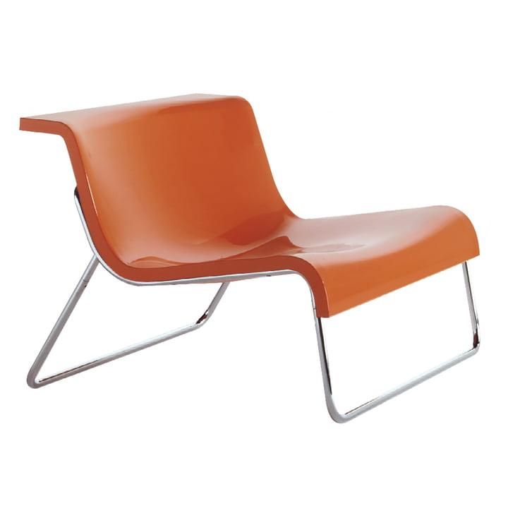 Kartell - Form Sessel, orange