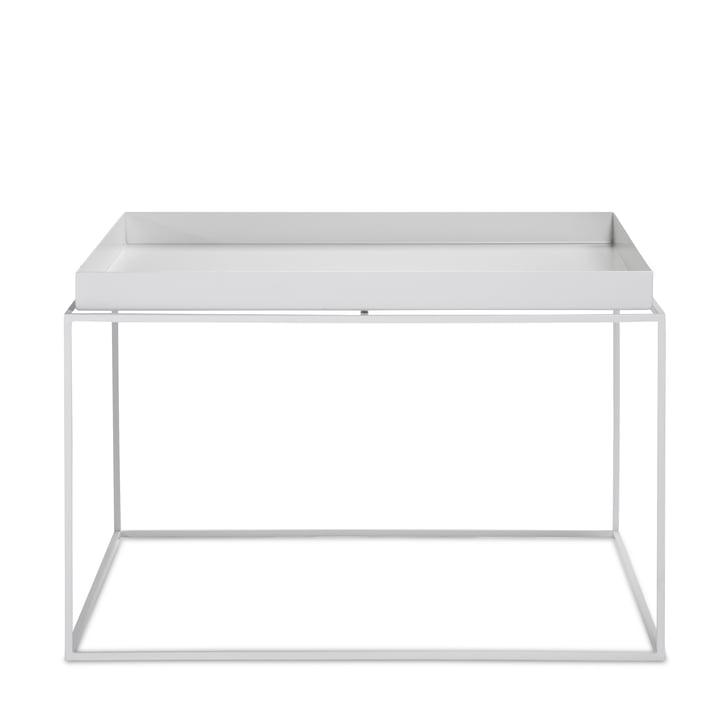 Tray Table 60 x 60 cm von Hay in Weiß