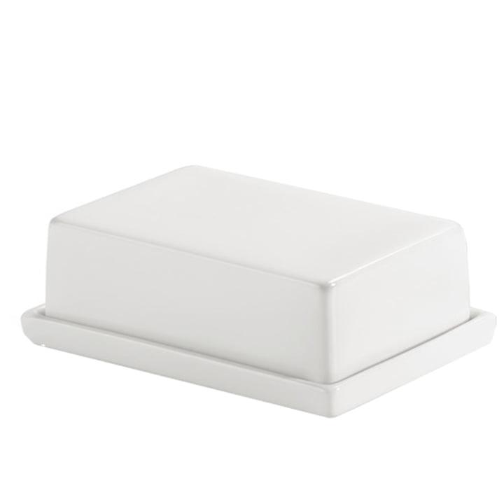 Authentics - Smart Butterdose - groß, weiß