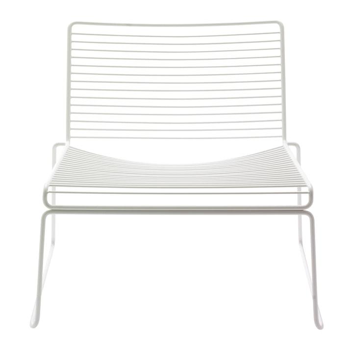 Hee Lounge Chair von Hay in Weiß
