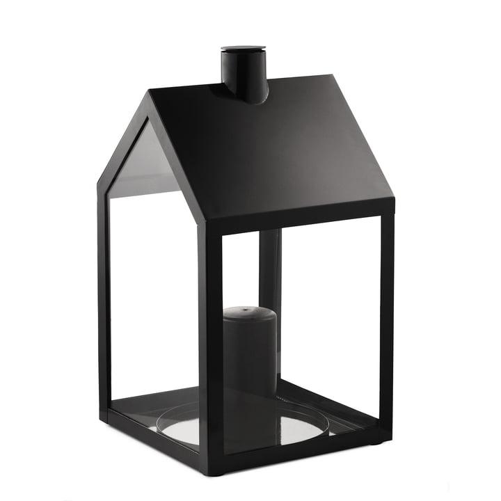 Normann Copenhagen - Light House Windlicht, schwarz