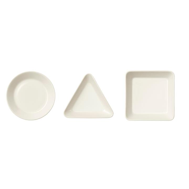 Teema Mini Servierset, 3tlg. von Iittala in Weiß