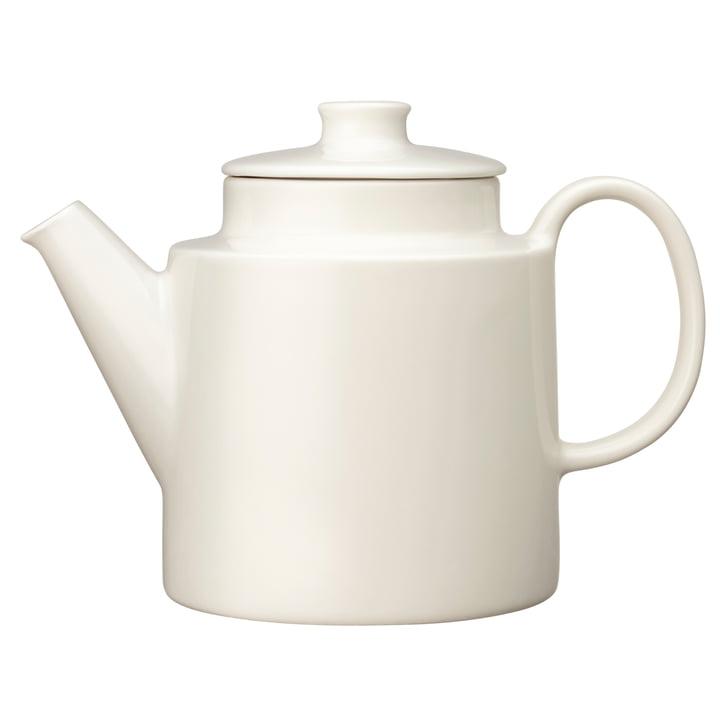 Teema Teekanne mit Deckel 1 l von Iittala in Weiß
