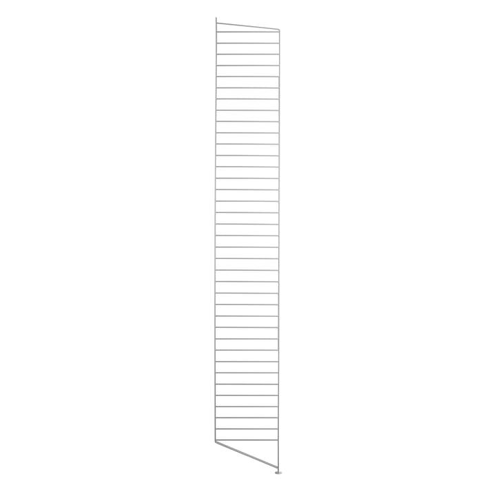 Bodenleiter für String Regal 200 x 30 cm von String in Grau