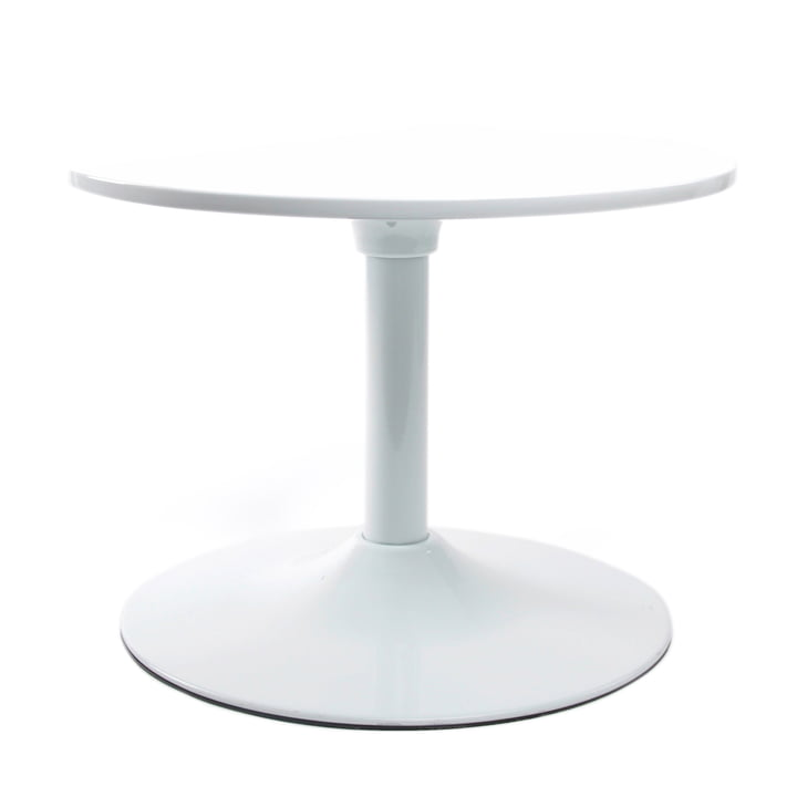 XLBoom - Ball Chair Tisch, weiß