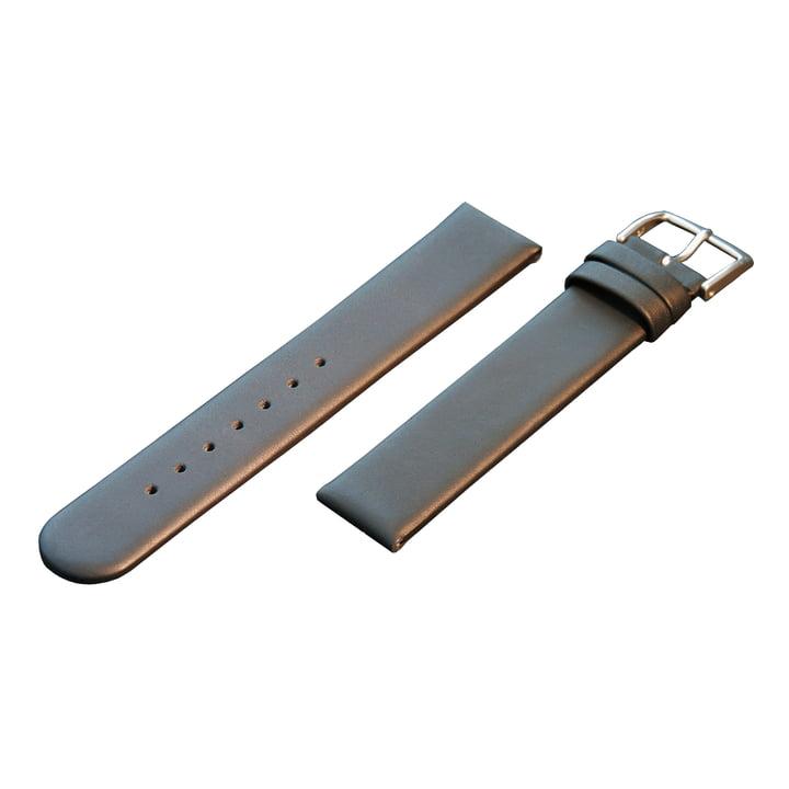 Botta-Design - Ersatzarmband zur Uno24 -Leder, Größe: M