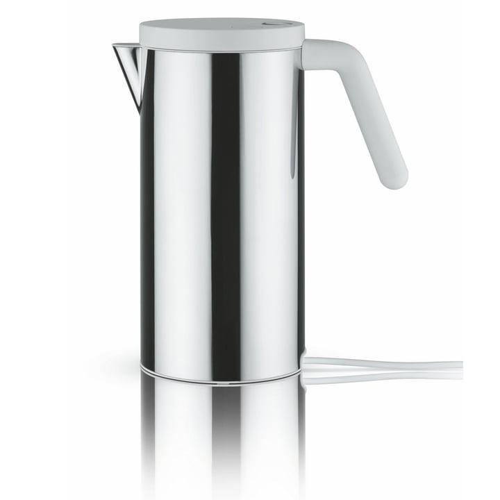 Alessi - Hot.it elektrischer Wasserkocher, weiß ( 1.4 l )