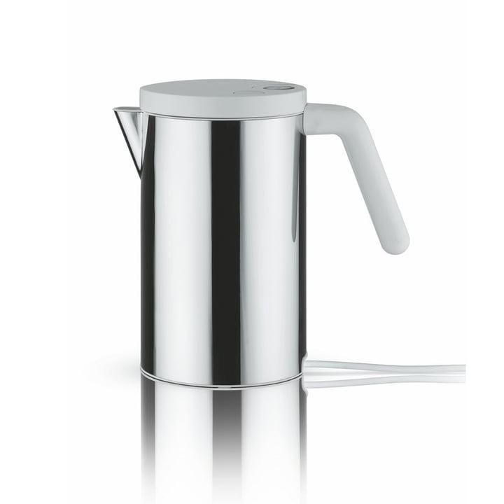 Alessi - Hot.it elektrischer Wasserkocher, weiß ( 0.8 l )