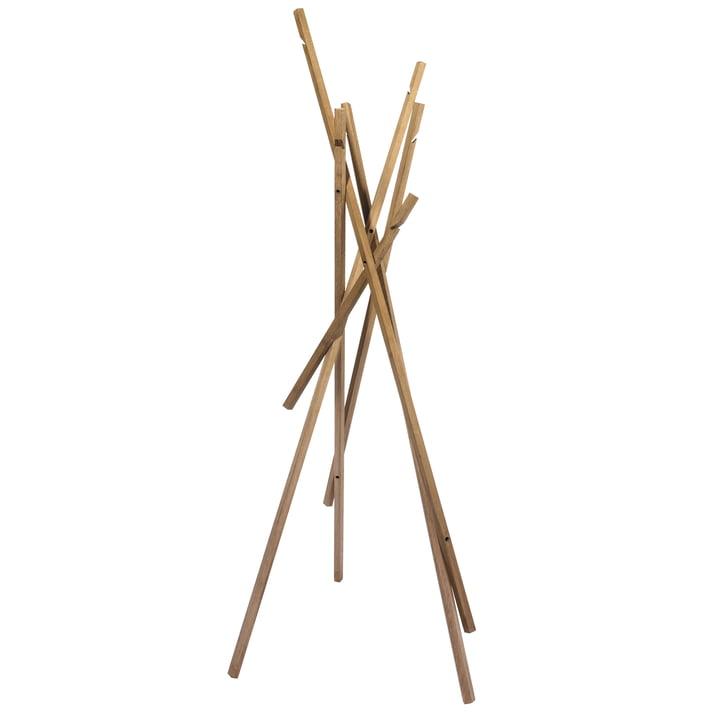 Sticks Garderobe von Schönbuch in Eiche Natur