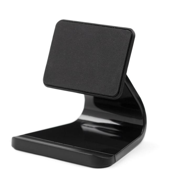 Milo iPhone-Halter von Bluelounge in Schwarz