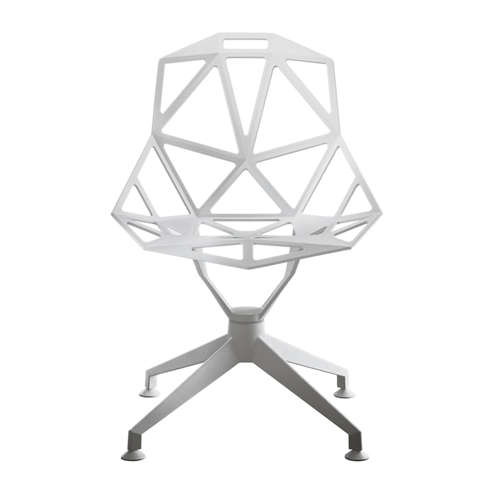Magis - Chair One 4Star, weiß
