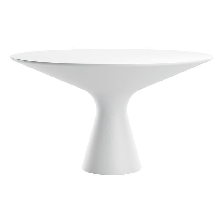 Zanotta - Blanco Esstisch Ø 130 cm