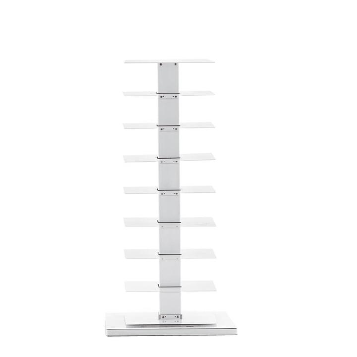 Opinion Ciatti - Ptolomeo Karussell-Bücherregal PTX4-A110 weiß