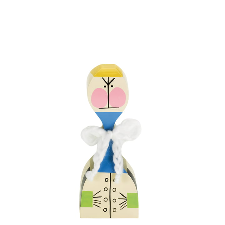 Vitra - Wooden Dolls - No. 21