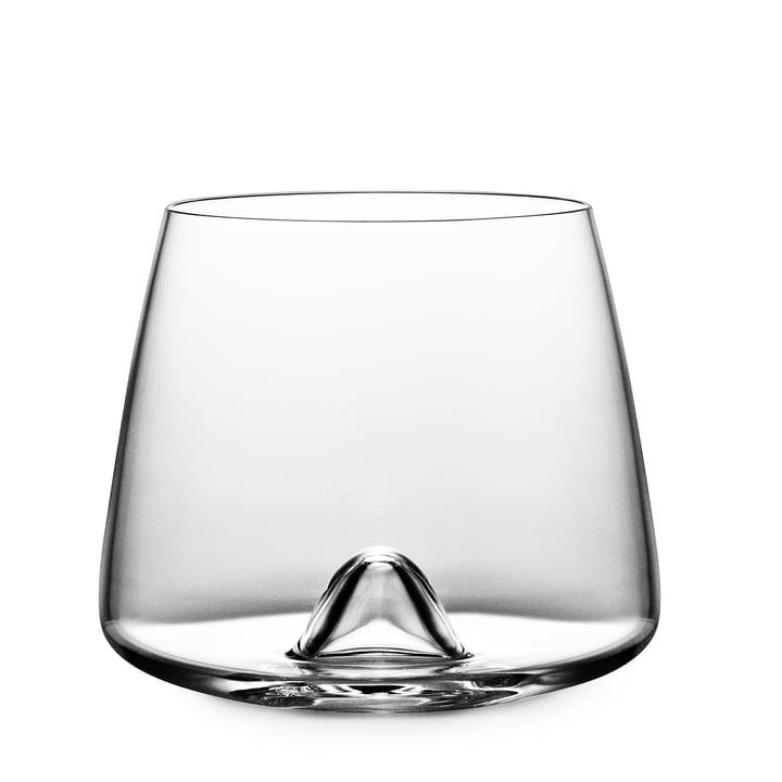 Normann Copenhagen - Whisky Glas, mit Whisky